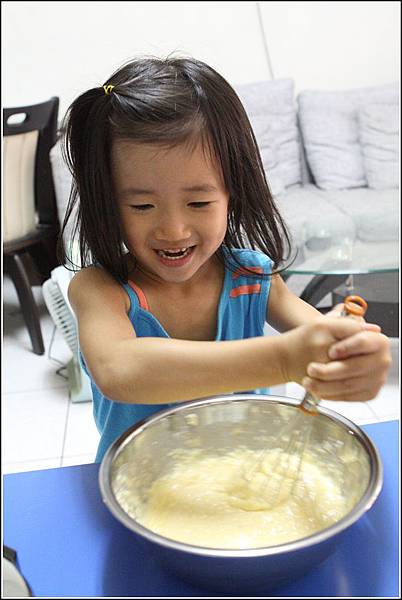 鬆餅DIY (4)