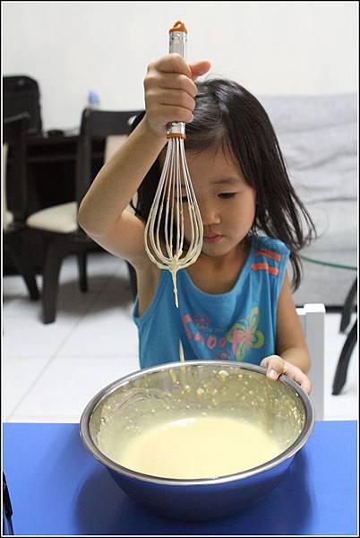 鬆餅DIY (6)