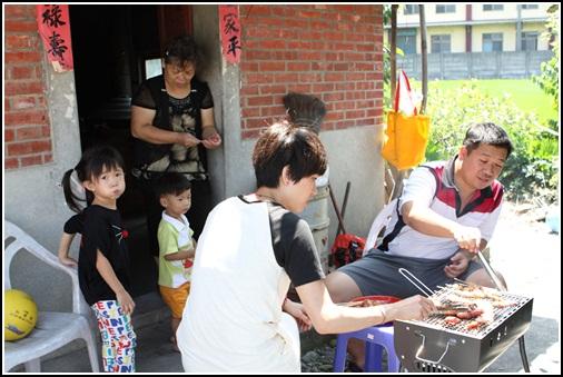 田中央烤肉戲水趣 (35)