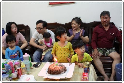 4歲慶生 (6)
