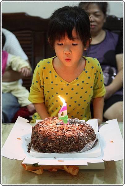 4歲慶生 (10)