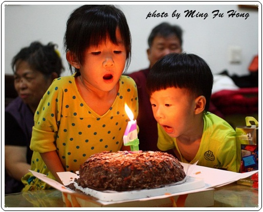 4歲慶生 (2)