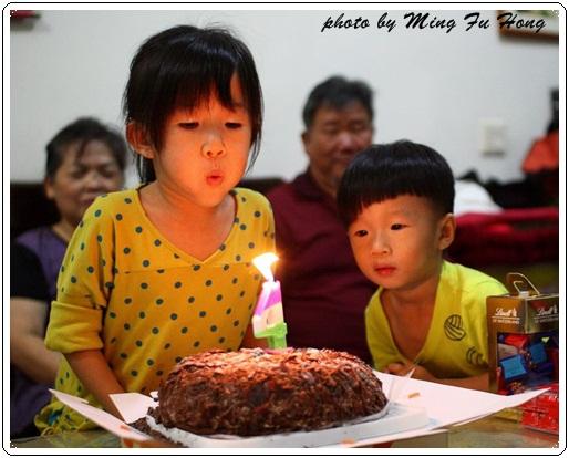 4歲慶生 (1)