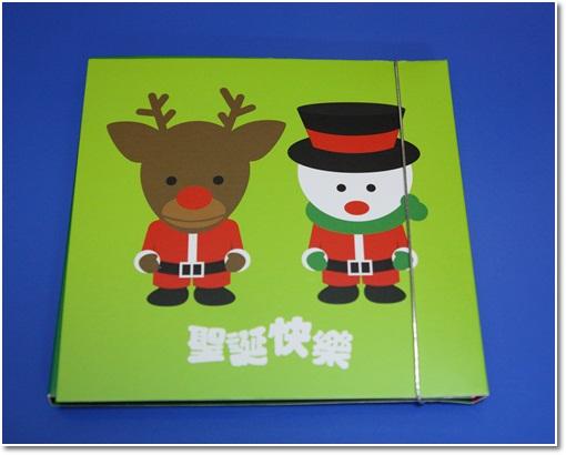 聖誕節薑餅人彩繪 (40)