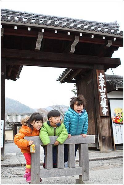 嵐山天龍寺 (4)