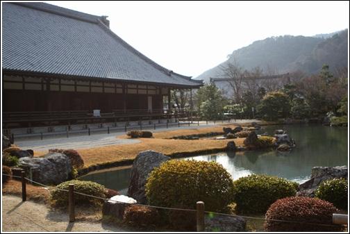 嵐山天龍寺 (13)