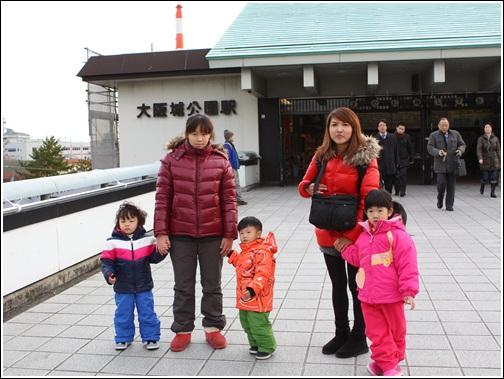 大阪城天守閣 (2)