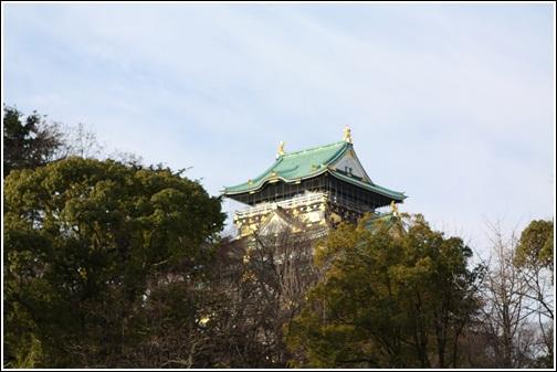 大阪城天守閣 (7)