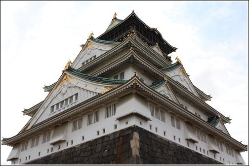 大阪城天守閣 (14)