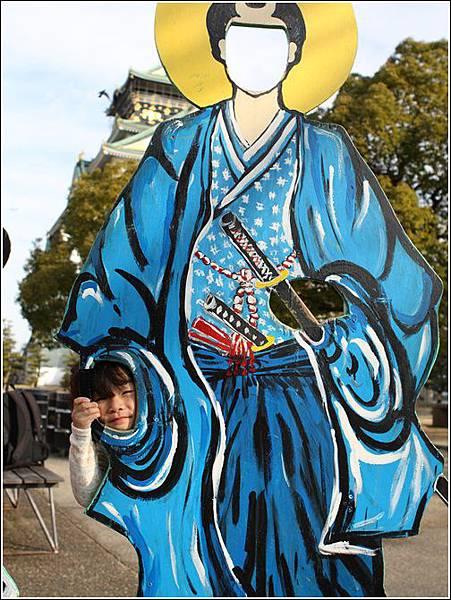 大阪城天守閣 (18)