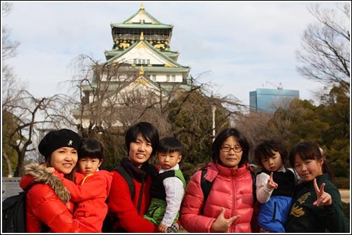 大阪城天守閣 (25)