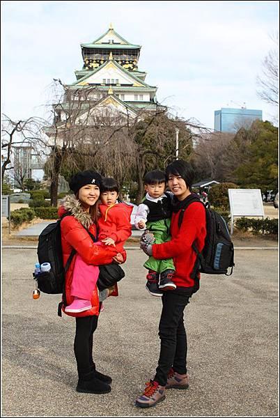 大阪城天守閣 (26)