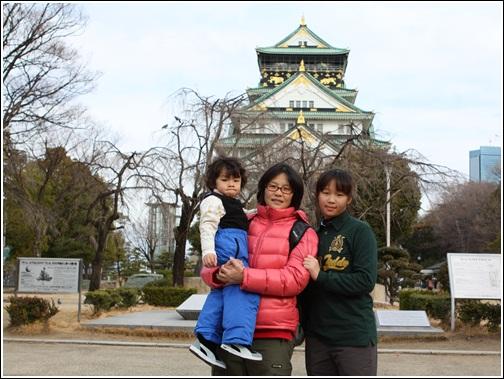 大阪城天守閣 (27)