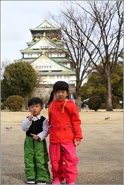 大阪城天守閣 (32)