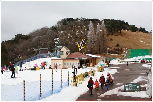 六甲山滑雪場 (20)