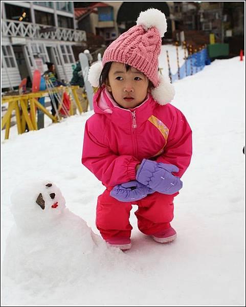 六甲山滑雪場 (21)