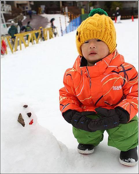 六甲山滑雪場 (22)