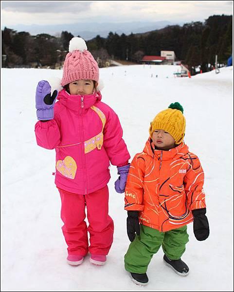 六甲山滑雪場 (24)