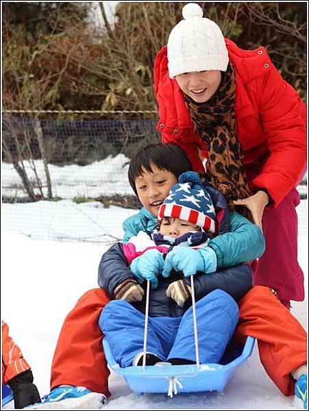 六甲山滑雪場 (33)