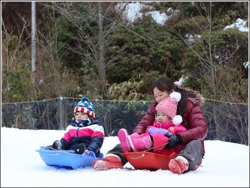 六甲山滑雪場 (37)