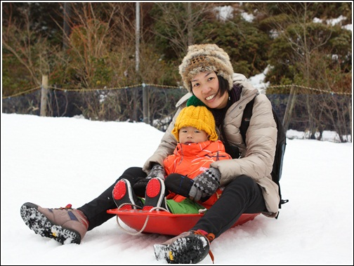 六甲山滑雪場 (38)