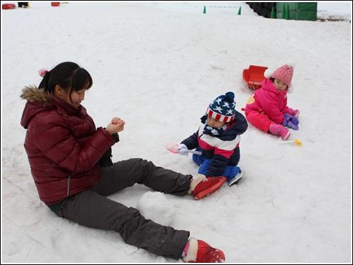 六甲山滑雪場 (45)