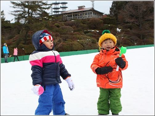 六甲山滑雪場 (53)