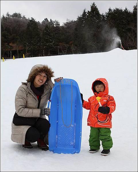 六甲山滑雪場 (57)