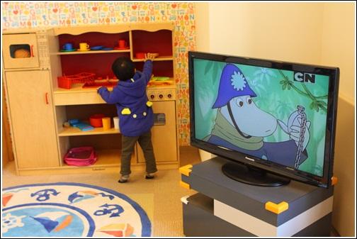 港灣酒店兒童遊戲室 (8)