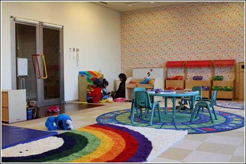 港灣酒店兒童遊戲室 (13)