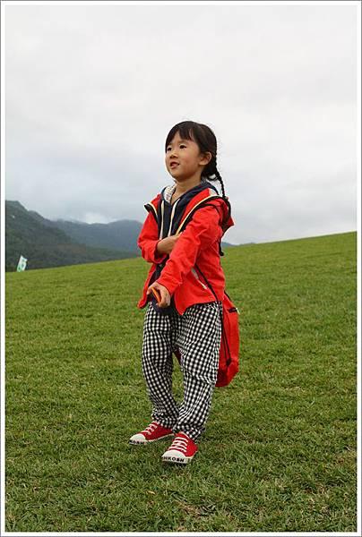 鹿野高台滑草 (3)