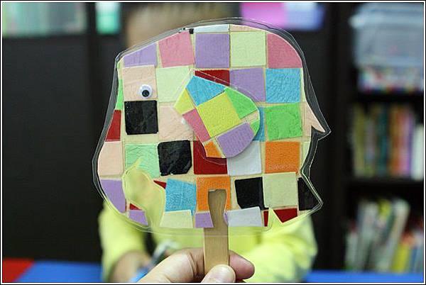 大象艾瑪扇 (2)