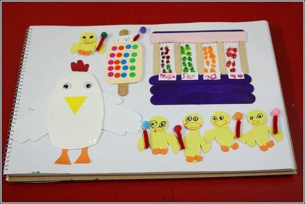小雞逛超市 (4)