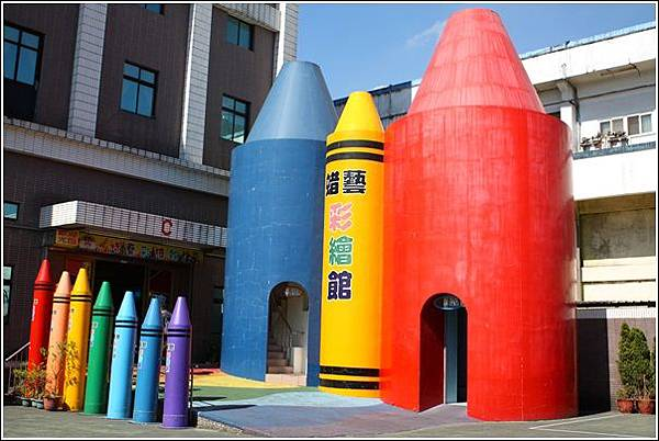 蜡藝彩繪館 (2)
