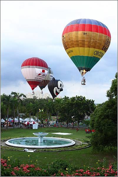 澄清湖熱氣球季 (10)