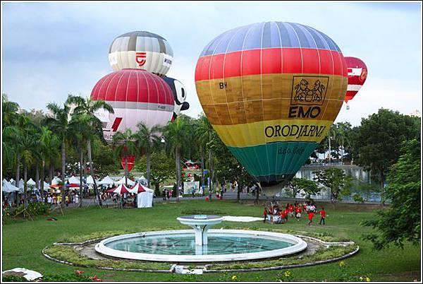 澄清湖熱氣球季 (13)