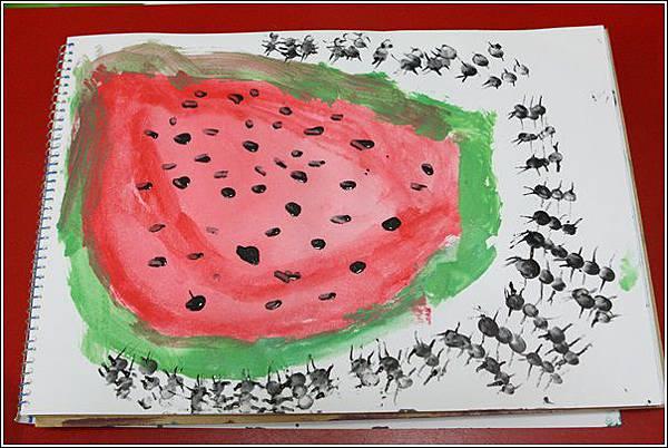 螞蟻和西瓜 (24)