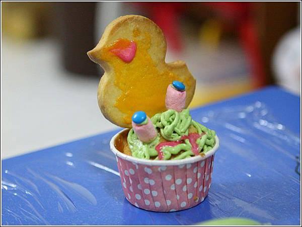 萬聖節蛋糕 (2)