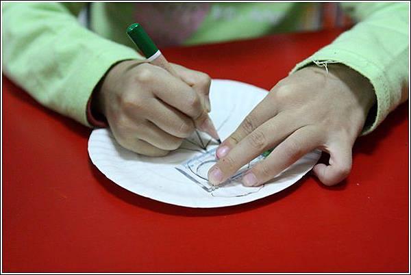 紙盤火雞 (5)