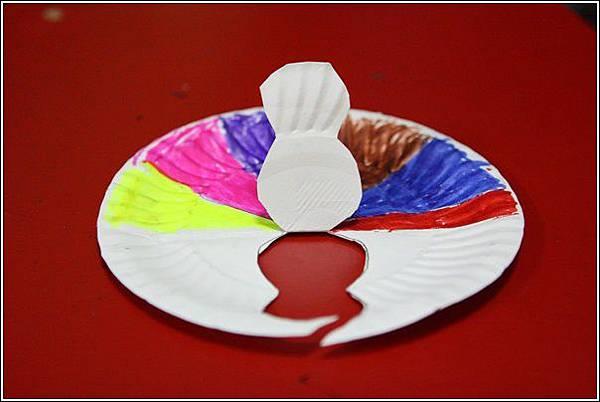 紙盤火雞 (11)