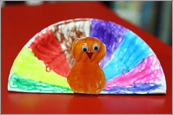 紙盤火雞 (19)