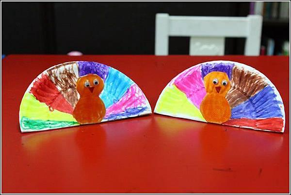 紙盤火雞 (20)