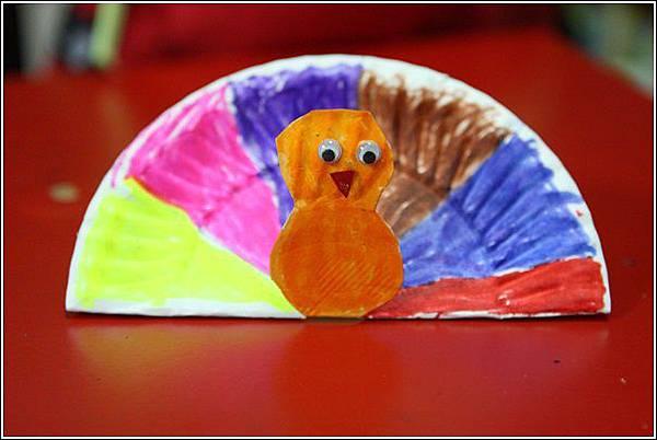 紙盤火雞 (18)