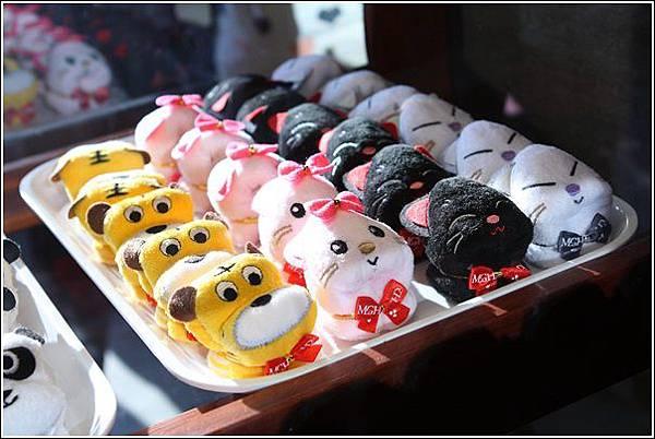 蛋糕毛巾咖啡館 (35)