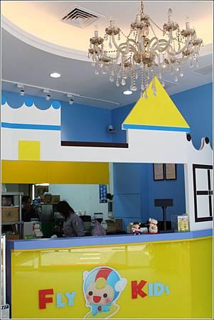 FLY KIDS親子歡樂餐廳 (4)