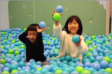 樂童樂室內親子遊樂園 (14)