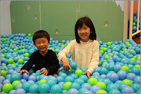 樂童樂室內親子遊樂園 (15)