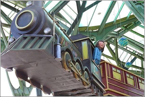 幾米車站及飛天列車 (2)