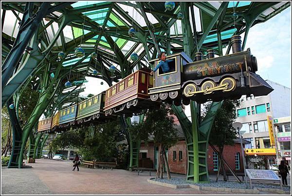幾米車站及飛天列車 (6)