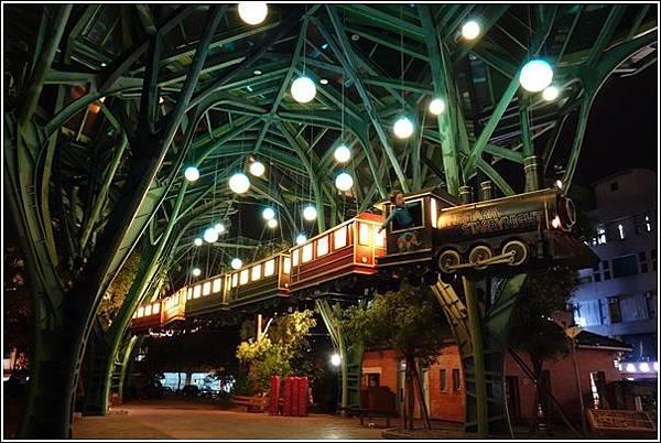 幾米車站及飛天列車 (25)